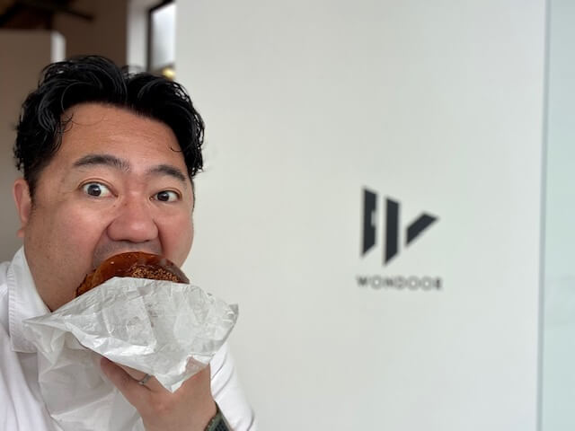 BAKE STUDIO OKAZAKI / 岡崎製パン所 in WONDOOR 御礼